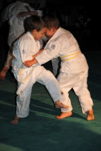 enfants judo